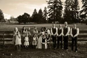 Wedding at the Ranch