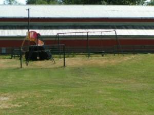 Playground & Barn
